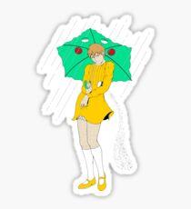 "Salt ""Girl"" Reigen Arataka Sticker"