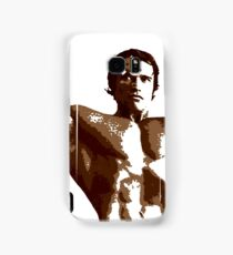 Arnold Schwarzenegger - Front Double Biceps Pose Samsung Galaxy Case/Skin