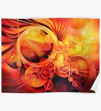 Rebirth - Phoenix Poster