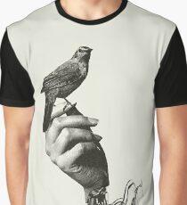 Westworld Bird Graphic T-Shirt