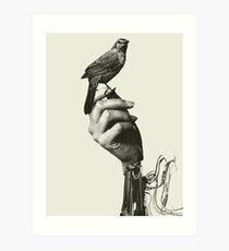 Westworld Bird Art Print