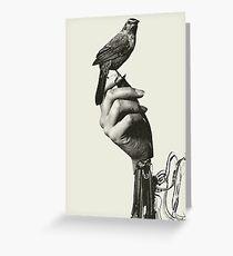 Westworld Bird Greeting Card