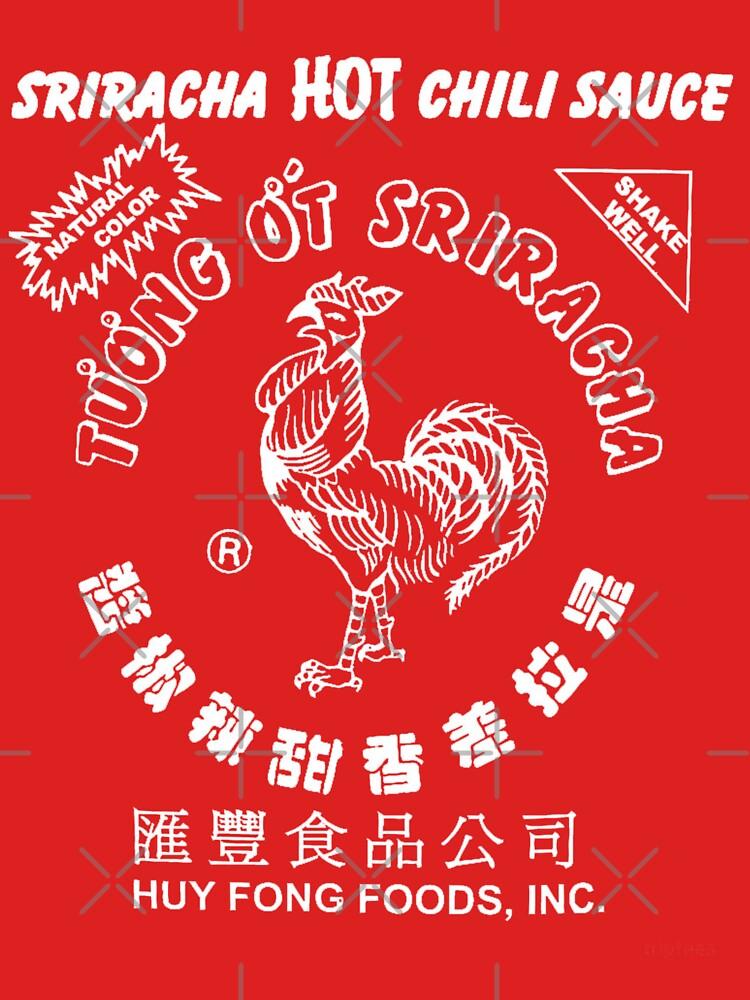 Sriracha Full | Unisex T-Shirt