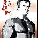 Arnold Schwarzenegger - Time To Get Serious by muscle-art