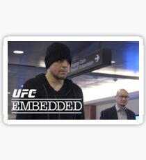 Ultimate Fighting Championship - UFC tour 2016 nm4 Sticker