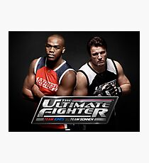 Ultimate Fighting Championship - UFC tour 2016 nm6 Photographic Print