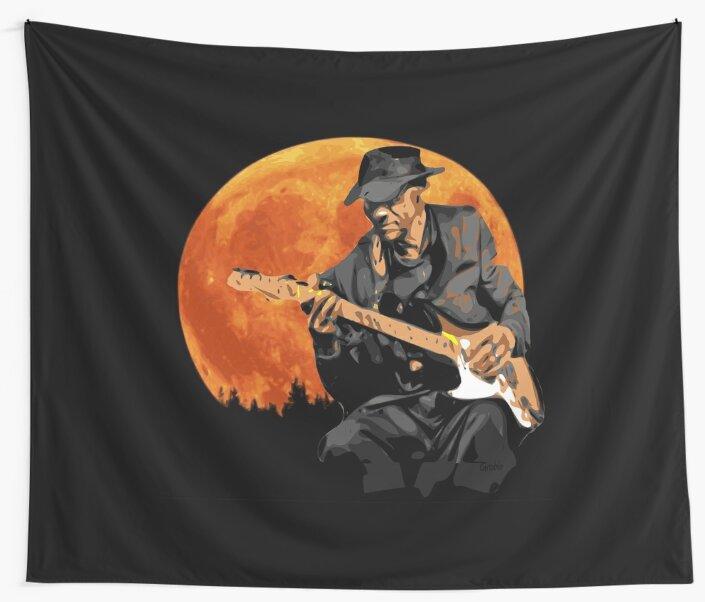 Guitarman by Grobie