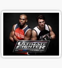 Ultimate Fighting Championship - UFC tour 2016 nm6 Sticker