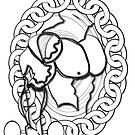 Strength Oldschool - Muscle Design by muscle-art