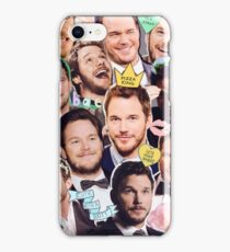 Chris Pratt iPhone Case/Skin