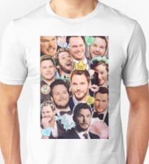 Camiseta unisex Chris Pratt