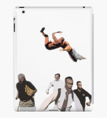 RKO Out Of Nowhere iPad Case/Skin