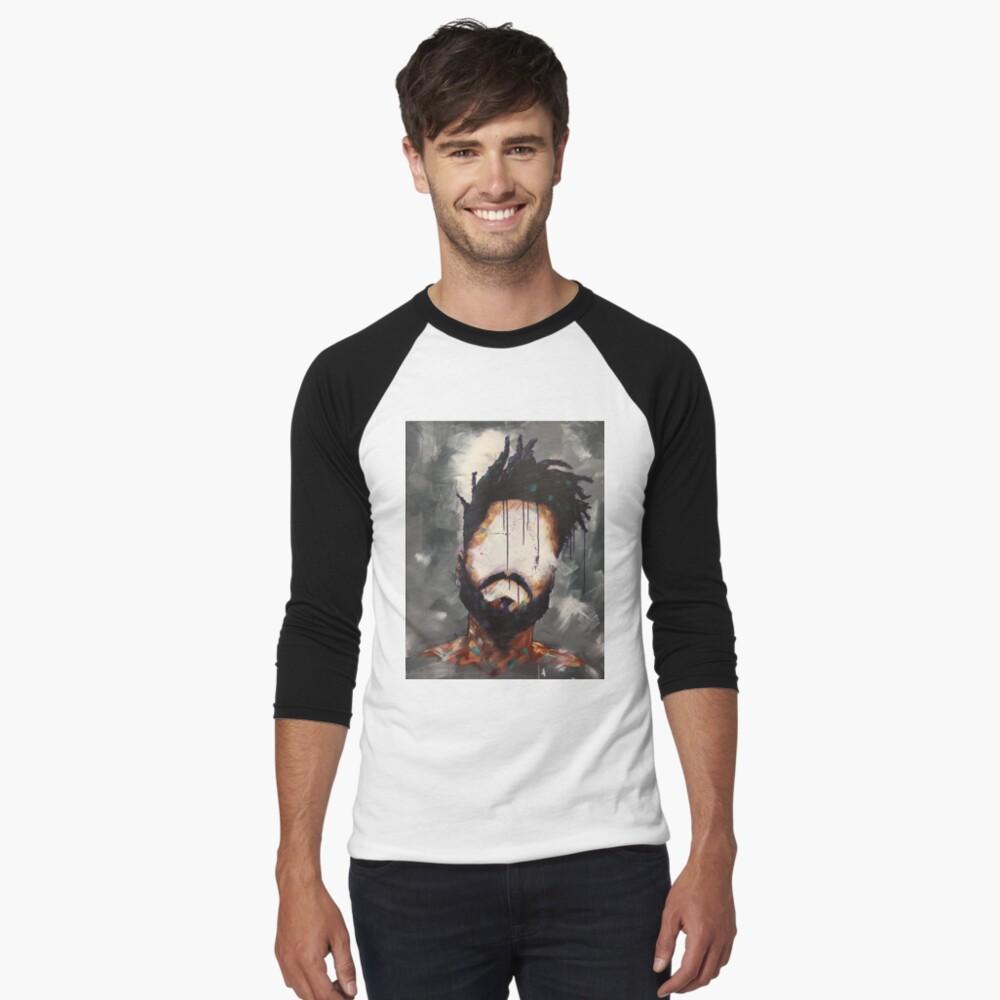 Naturalmente VII Camiseta ¾ estilo béisbol