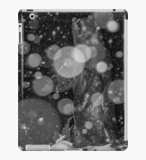 Spirit Bear in Snowstorm iPad Case/Skin