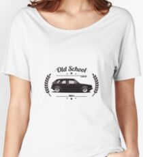 Volkswagen Golf MK2 Old School Women's Relaxed Fit T-Shirt