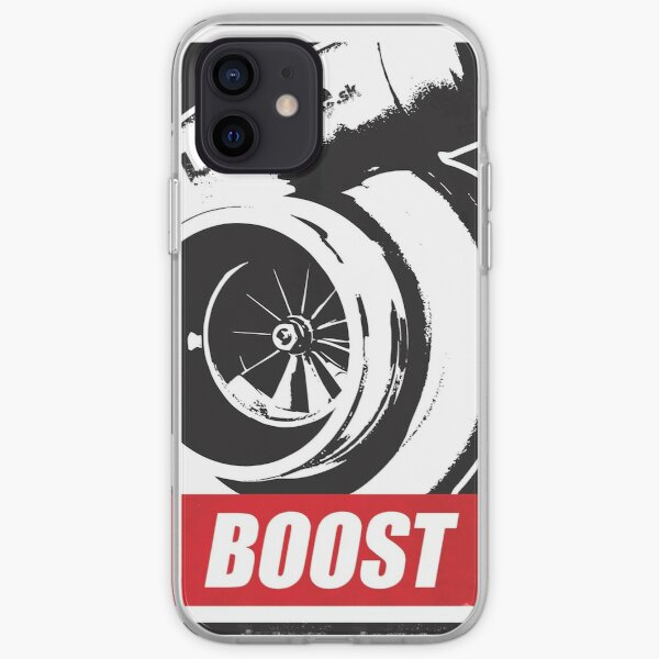 Turbo Funda blanda para iPhone
