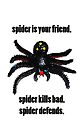 spider is your friend by s7ereo