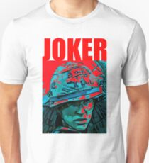 Pvt. Joker Unisex T-Shirt