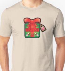 Cute Kawaii Christmas Present Unisex T-Shirt