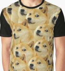 Doge meme Graphic T-Shirt