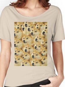 Doge meme Women's Relaxed Fit T-Shirt