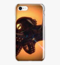 Octorobolaserpus farbig iPhone Case/Skin
