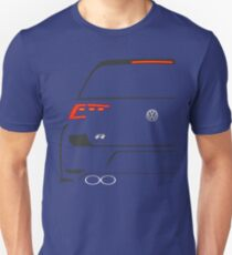 MK7 R Rear Half Cut T-Shirt