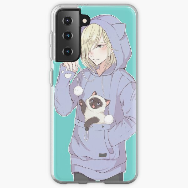 Meows in Russian Samsung Galaxy Soft Case