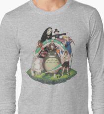 Studio Ghibli Long Sleeve T-Shirt