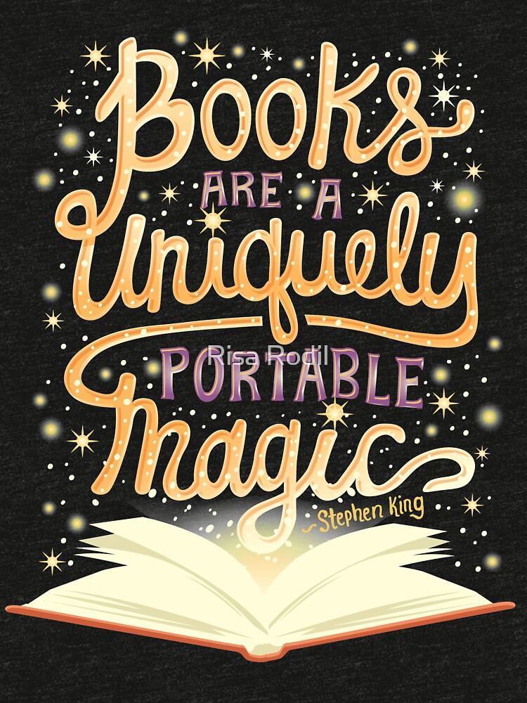 Bücher sind magisch von risarodil