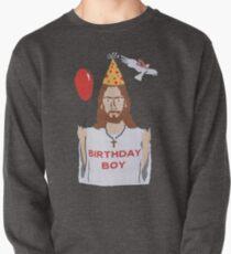 Birthday Boy Pullover