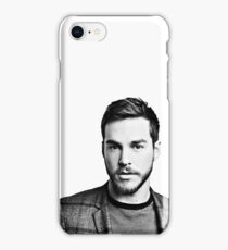 chris wood iPhone Case/Skin
