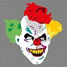 google clown by 2piu2design