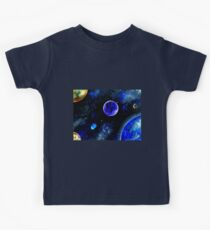 The Blue Planets Kids Tee