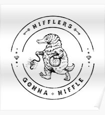 Nifflers Gonna Niffle Poster