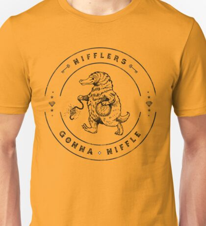 Nifflers Gonna Niffle Unisex T-Shirt