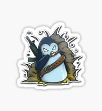 CSGO Penguin sticker Sticker