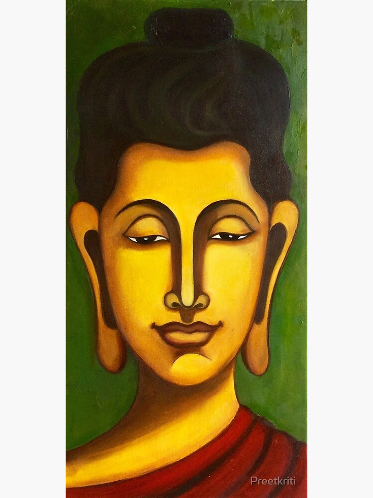 Buddha Abundance by Preetkriti