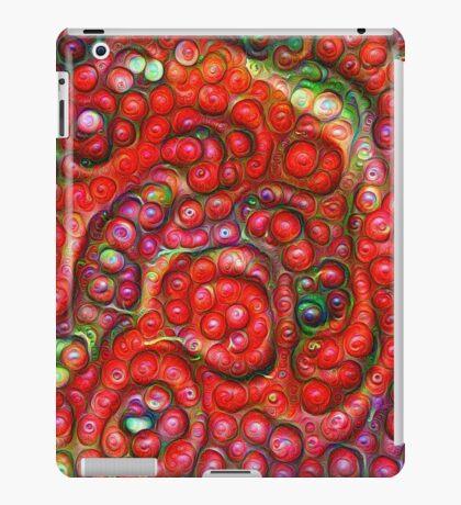 Vaccinium vitis-idaea #DeepDream iPad Case/Skin