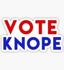 Vote Knope Sticker