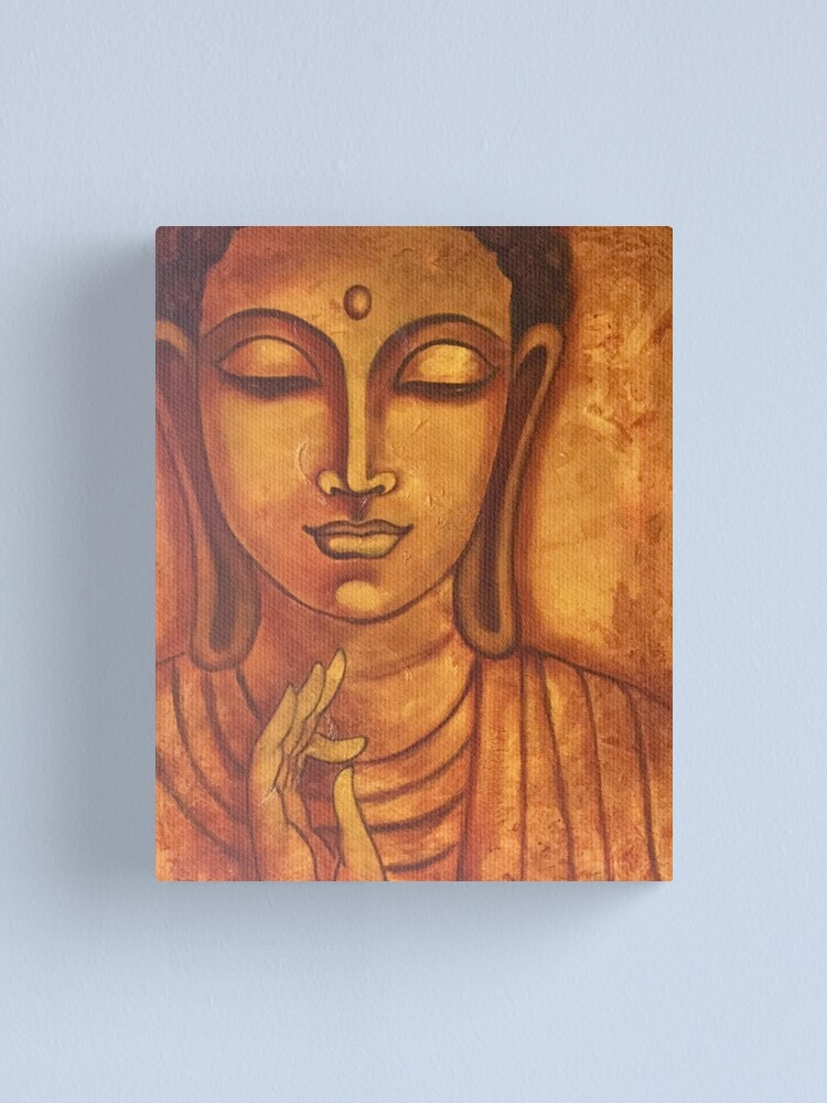 Alternate view of Peace Within Canvas Print