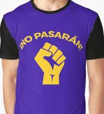 No pasaran Graphic T-Shirt