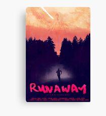 Kanye West -  Runaway Movie Poster Canvas Print