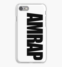 AMRAP iPhone Case/Skin