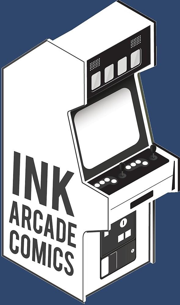 Ink Arcade Logo by InkArcadeComics