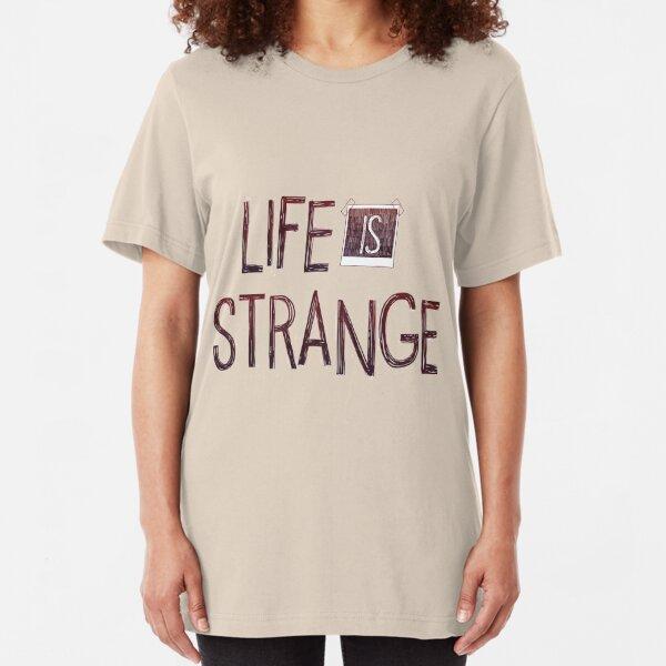 Life Is Strange  Slim Fit T-Shirt