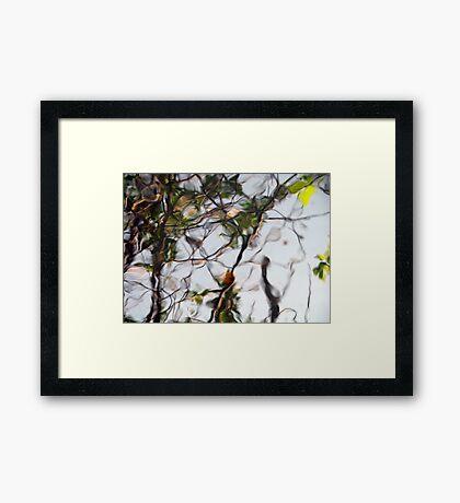 Introspect Framed Print