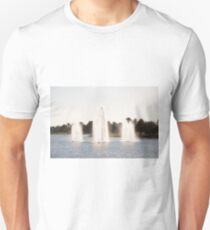 Lake Spray Unisex T-Shirt