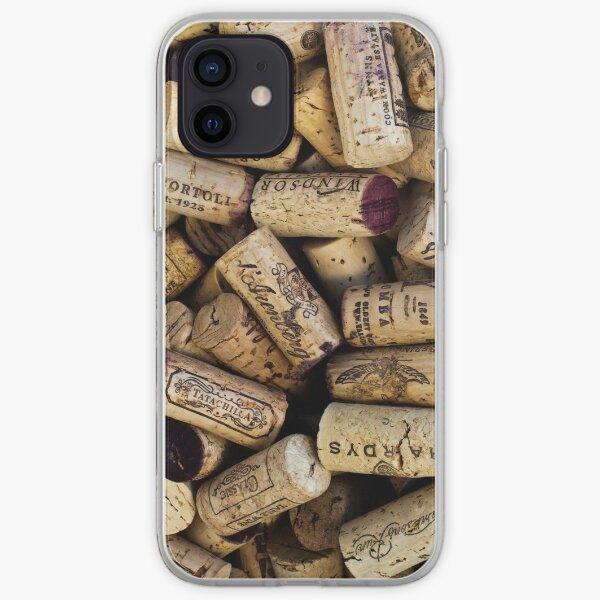 Wine Corks 2 (iP4) iPhone Soft Case
