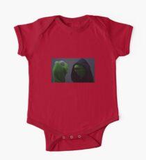 Evil Kermit Meme Kids Clothes